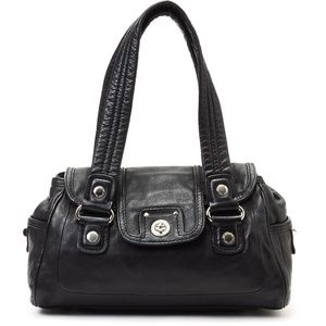 Marc by Marc Jacobs Totally Turnlock Mini Black